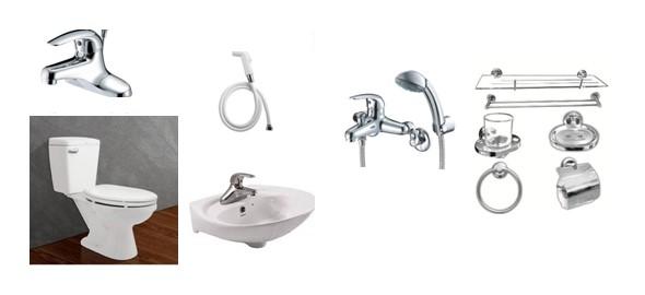 phụ kiện thiết bị vệ sinh